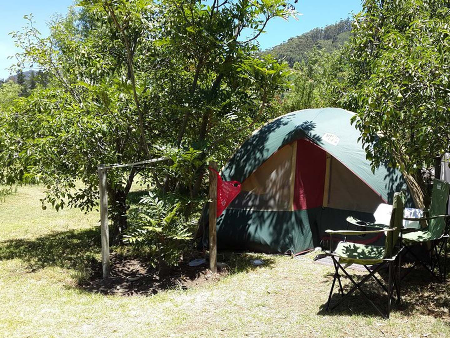 Otter's Bend Lodge - Campsites