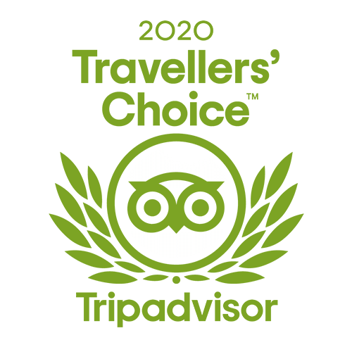 Tripadvisor 2020 travellers' choice